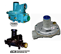 Gas Regulators Group Image
