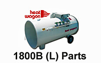 Heat Wagon 1800B parts icon