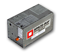Space Ray control box 2012