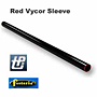 Fostoria TPI red vycor Sleeve