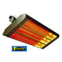 Fostoria 3 element quartz heater