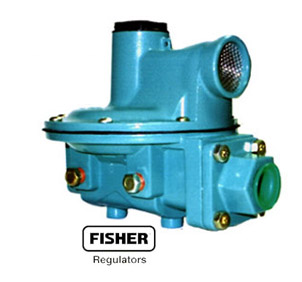 Fisher R622-BCF ( formerly R522-BCF )