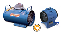 Explosion Proof ventilators icon 2014