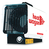 2015 Heat Wagon P1500 Electric heater
