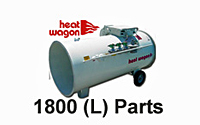 Heat Wagon 1800 Parts icon 110
