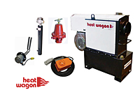 Heat Wagon Oil indirect accessories