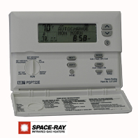 Space-Ray 2 Stage thermostat